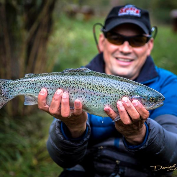 pescuit la pastrav
