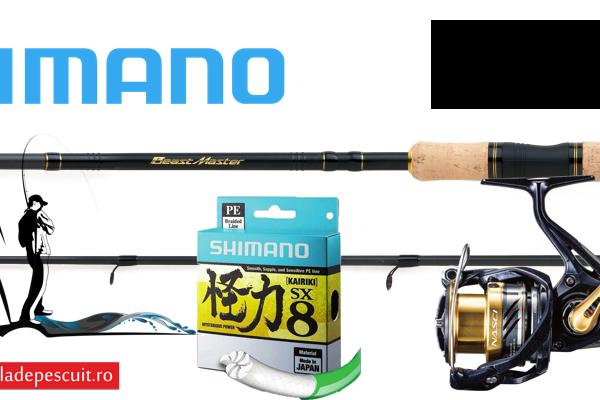echipament pescuit la stiuca