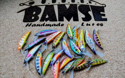 Bamse Handmade Lures